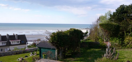 Veules-les-roses - Location d'une maison Vue sur Mer !